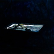 Pool 1, Oil paint on canvas, 50cm x 70cm, 2008