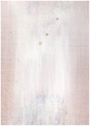 Aha!Erlebnis(4B), 30cm x 22cm, Ink and Acrylic paint on wood, 2013