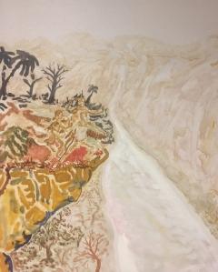 Springers, 108cm x 86cm, olieverf op doek, 2019